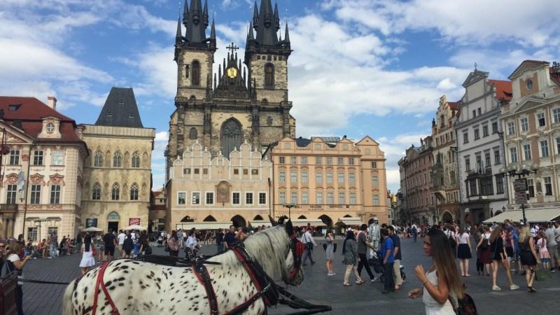 Praga, simplemente Praga | Letra Urbana