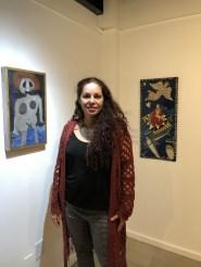 Dayalis Gonzalez -Curator