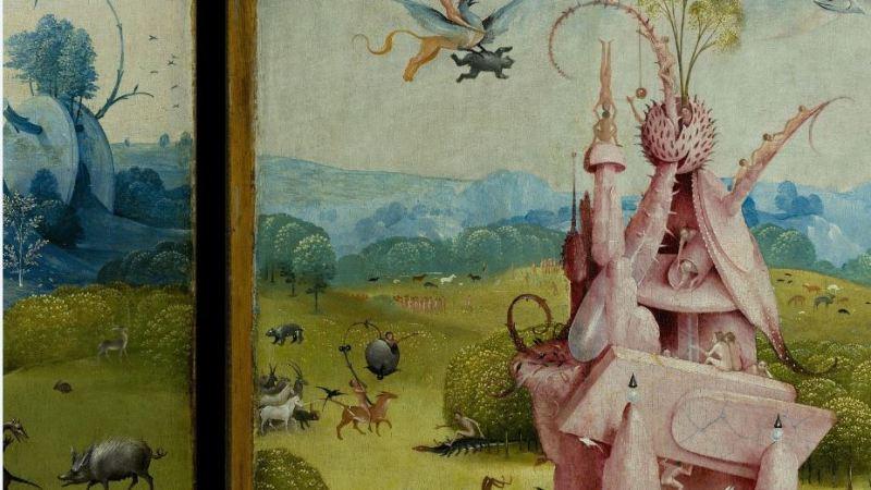 Hieronymus Bosch el vero surrealista | Letra Urbana