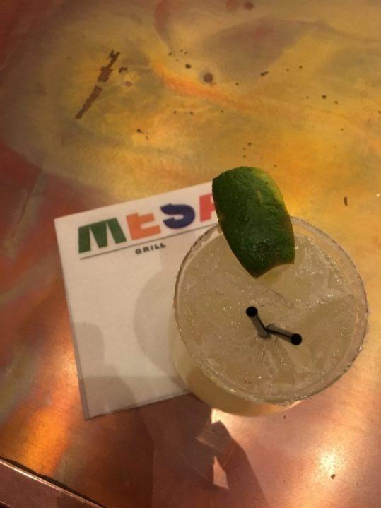 Margarita at Mesa Grill in Las Vegas