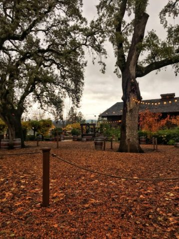 V Sattui Winery in Napa California