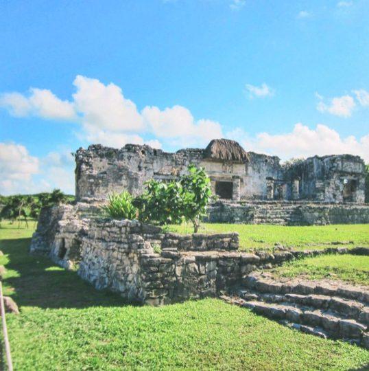 Mayan ruins Tulum Mexico