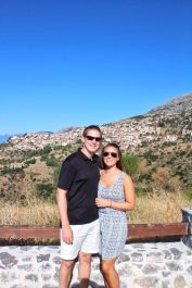 Near Delphi, Greece