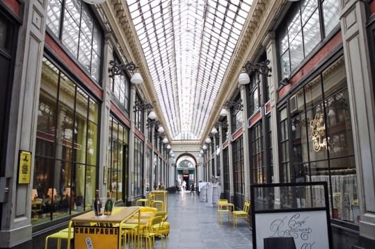 Gallery in Brussels