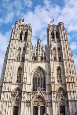 Brussels - St. Michael and Gudula Cathedral