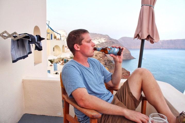 Drinking Volkan