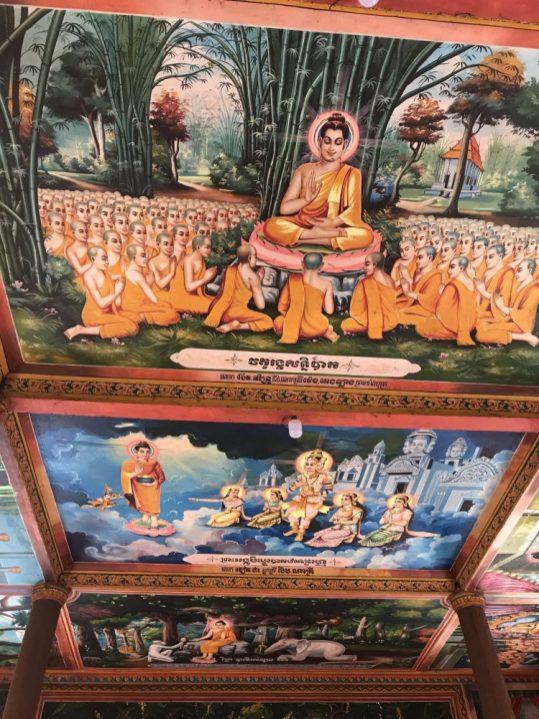 Wat Thmeay in Siem Reap Cambodia