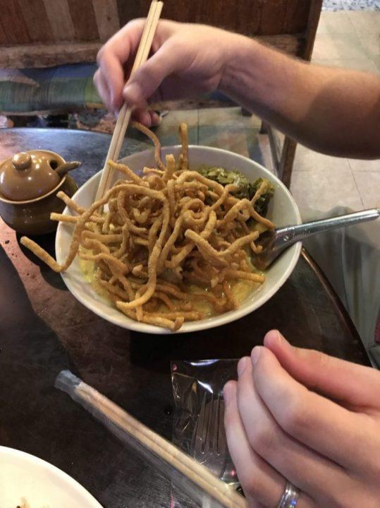 Khao Soi, Kat's Kitchen, Chiang Mai