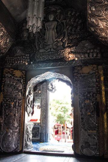 Wat Sri Supan Silver Temple Chiang Mai Thailand