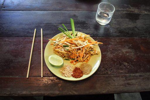 My pad thai