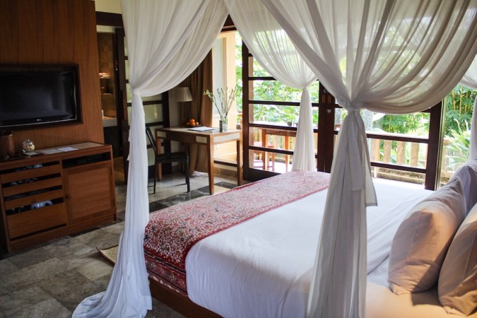 Room at Komaneka at Monkey Forest Ubud Bali