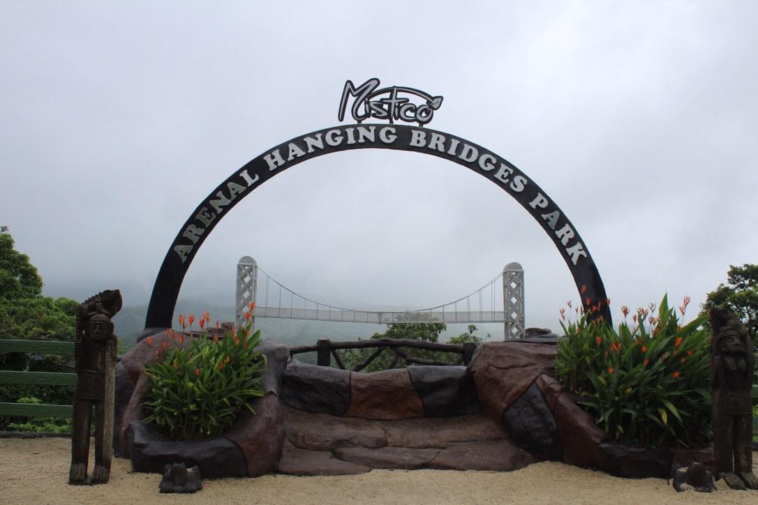 Mistico Hanging Bridges La Fortuna Costa Rica