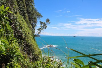 Cathedral Point in Manuel Antonio National Park