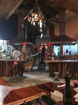 BBQ at El Lagarto in Manuel Antonio Costa Rica