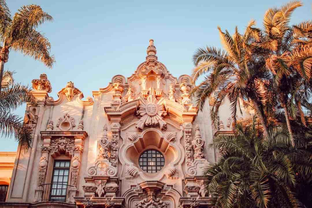 balboa park architecture