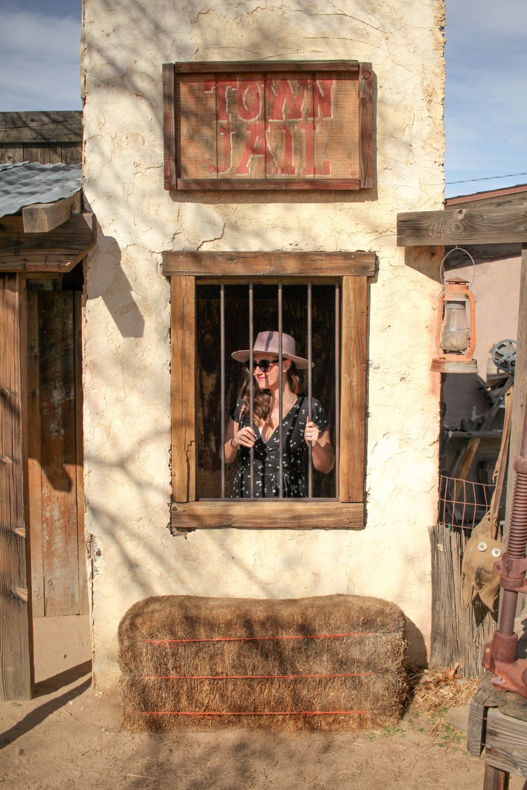town jail pioneertown california
