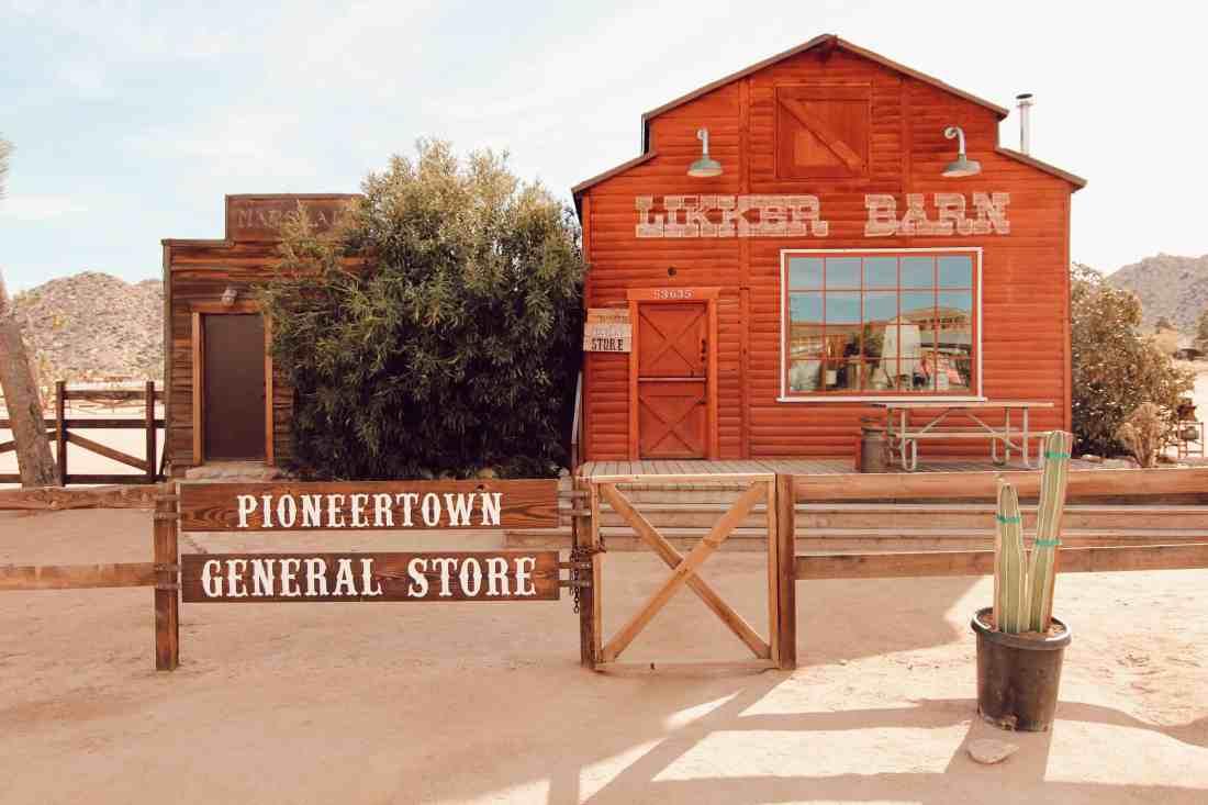 pioneertown general store
