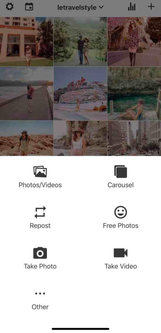 preview instagram app