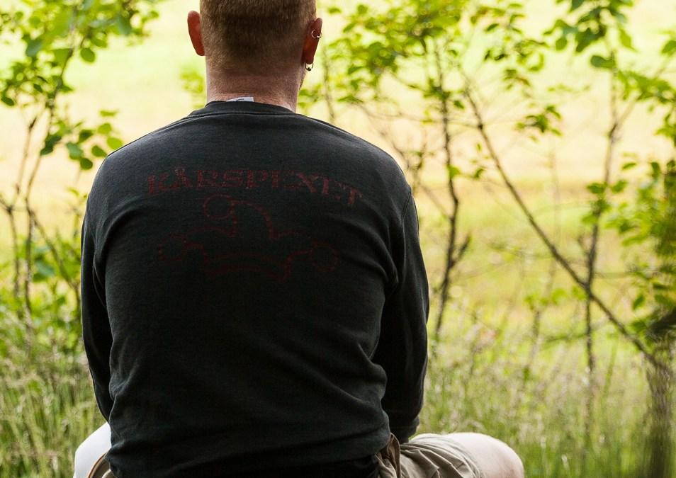 Pauser – och konsten att sitta