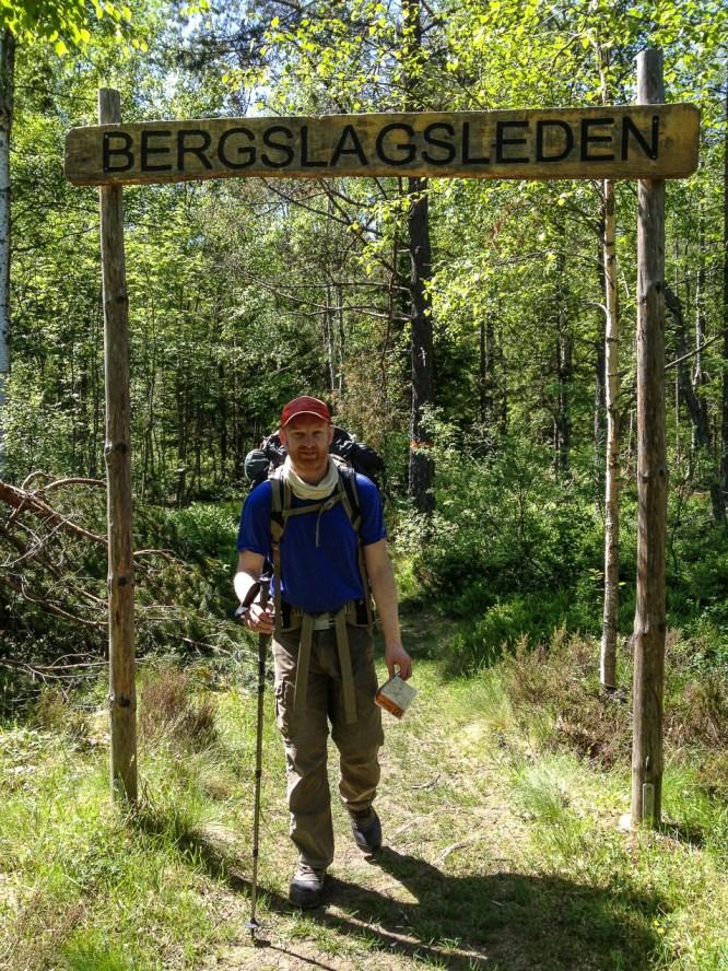 Vandring på Bergslagsleden