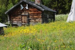 Ytterstvallen, Ottsjö