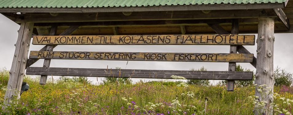 Dag 14: Gråsjövalen – Kolåsen