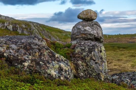 Stenformation Ottfjället