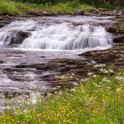 Vattenfall Sågbacken