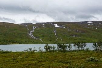 Stoere Tjahke från andra sidan Arevattnet
