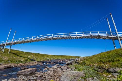 Bron över Guoletsbäcken