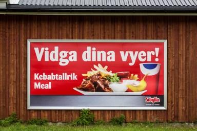 Vyvidgande kebab!