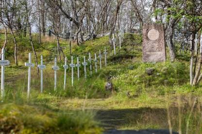 Tornehamns rallarkyrkogård