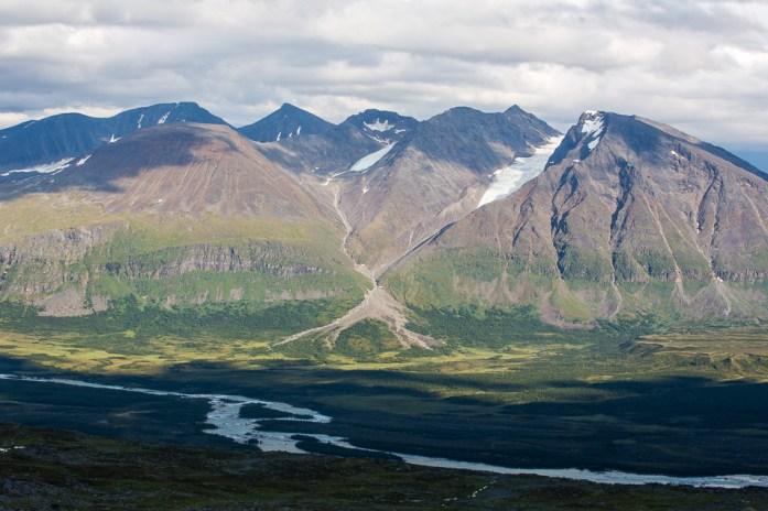 Áhkká från Boalnotjåhkkå