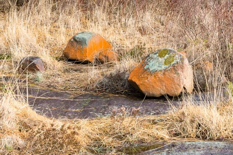Vackra stenar