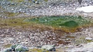 Sten och vatten