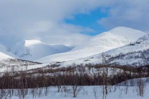 Gironbacken vinter