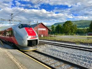DNT tåg