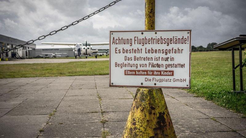 Flugplatz Uetersen