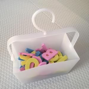 お風呂のおもちゃ 収納 百均 セリア ダイソー キャンドゥ