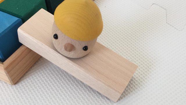 おもちゃのこまーむ こまむぐ どんぐりころころ 木製玩具 カタカタ