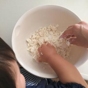 台所育児 手作りおやつ 料理 簡単