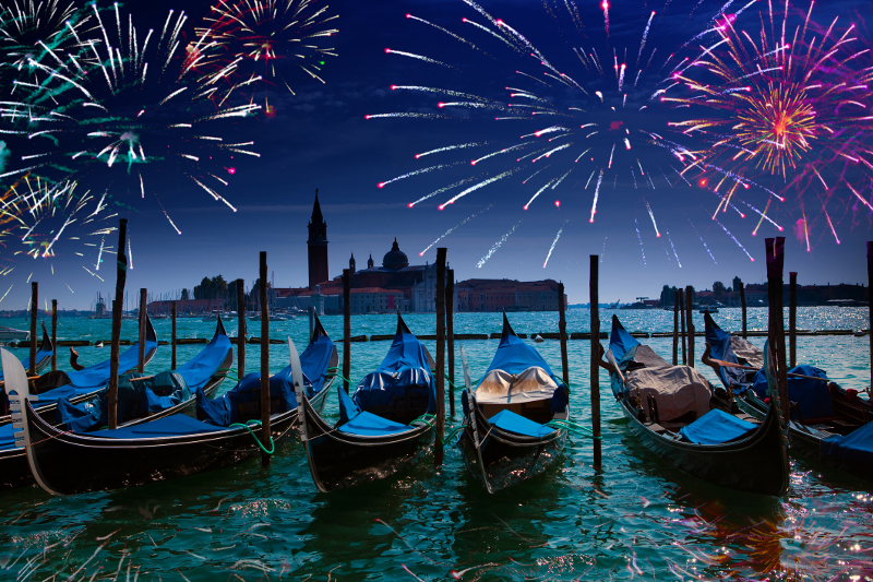 Top 10 Places In Italy To Go For New Year s Eve 10Canals of Venice