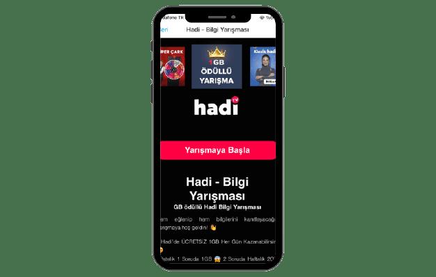 bip hadi mobile app cool digital