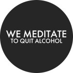 we meditate logo
