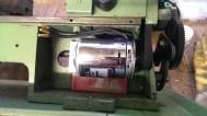 Test fit motor mount