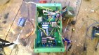 Lathe original circuitry