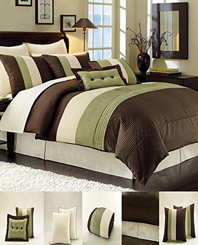 beige queen size bedding 94