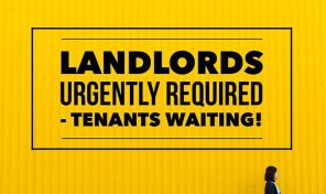 Landlords Wanted   tenants urgently looking for flats, houses, studio flats