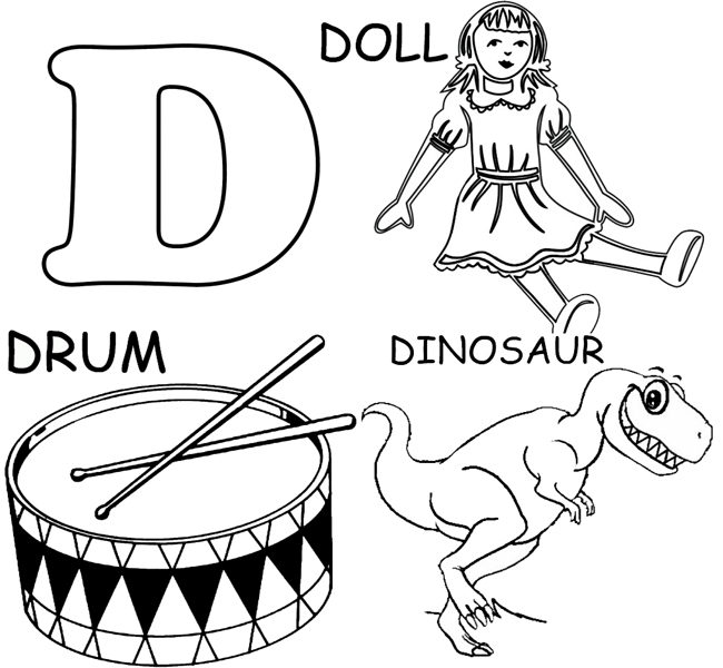 Coloring Pages Letter A Perfect Alphabet Coloring Pages Letter A