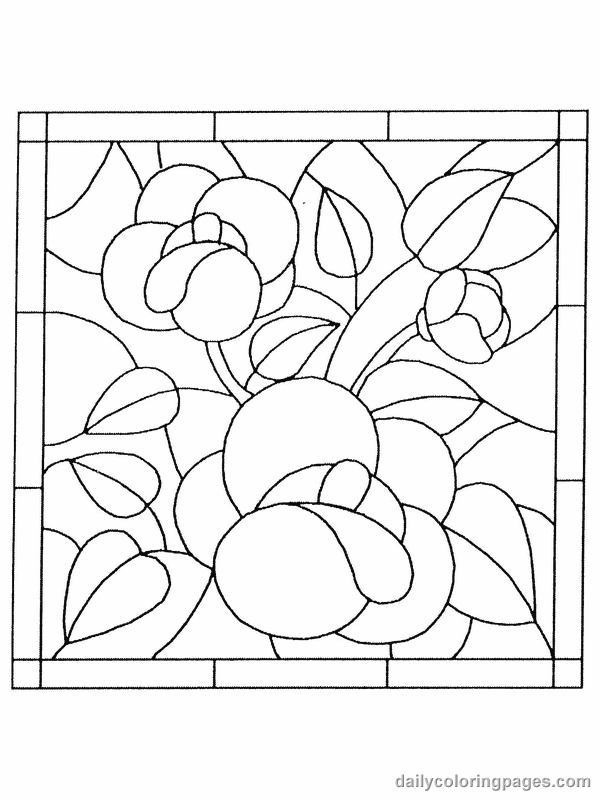 Square Stained Glass Coloring Pages Free Printable Coloring Pages For Kids Colouring Pages Coloring Pages Of Cars Barbie Coloring Pages Free Coloring Pages To Print Colouring Pages